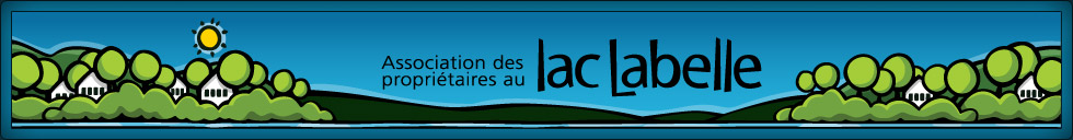 Site officiel du Lac Labelle